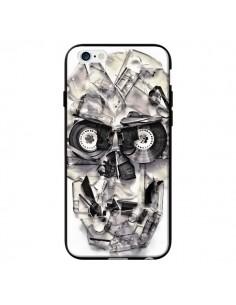 Coque Tape Skull K7 Tête de Mort pour iPhone 6 - Ali Gulec