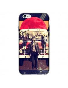 Coque Cerf Le Camion pour iPhone 6 - Ali Gulec
