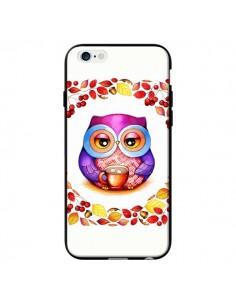 Coque Chouette Automne pour iPhone 6 - Annya Kai