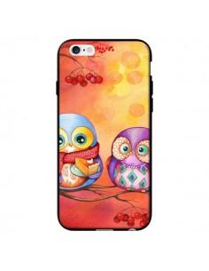Coque Chouette Arbre pour iPhone 6 - Annya Kai