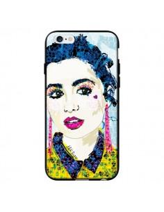 Coque Brunette pour iPhone 6 - AlekSia