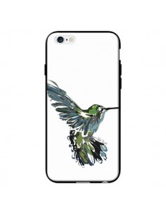 Coque Blue Bird pour iPhone 6 - AlekSia