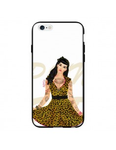 Coque Pin up pour iPhone 6 - AlekSia