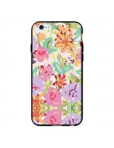 Coque Fleurs Botanical pour iPhone 6 - AlekSia