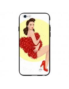 Coque Burlesque Femme Fatale pour iPhone 6 - AlekSia