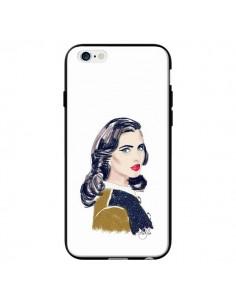 Coque Retro Femme pour iPhone 6 - AlekSia