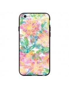 Coque Spring Fleurs pour iPhone 6 - AlekSia