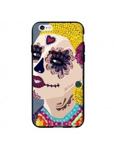 Coque Sugar Skull Tête de Mort pour iPhone 6 - AlekSia
