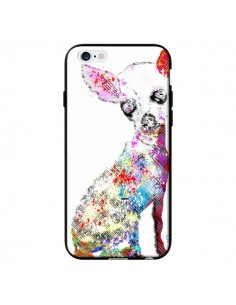 Coque Chien Chihuahua Graffiti pour iPhone 6 - Bri.Buckley