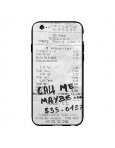 Coque Call me maybe pour iPhone 6 - Benoit Bargeton