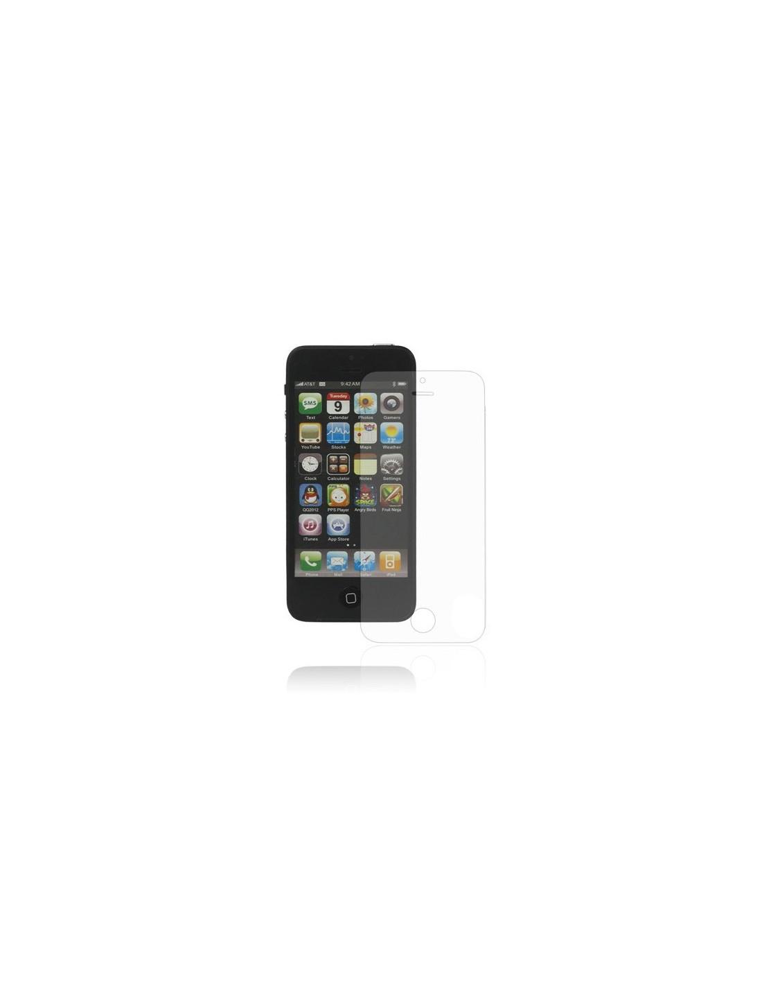 films de protection x 3 pour iphone 5 5s se et 5c. Black Bedroom Furniture Sets. Home Design Ideas