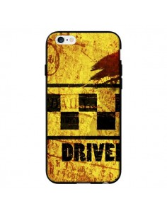 Coque Driver Taxi pour iPhone 6 - Brozart