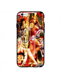 Coque Jessica Rabbit Betty Boop pour iPhone 6 - Brozart