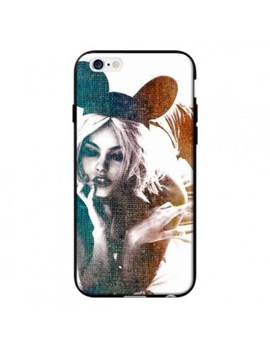 Coque Mickey Lady pour iPhone 6 - Daniel Vasilescu