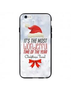 Coque Joyeux Noël pour iPhone 6 - Eleaxart
