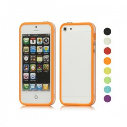 Bumper Bi Color pour iPhone 5