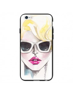 Coque Blonde Chic pour iPhone 6 - Elisaveta Stoilova