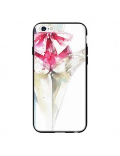 Coque Love is a Madness Femme pour iPhone 6 - Elisaveta Stoilova