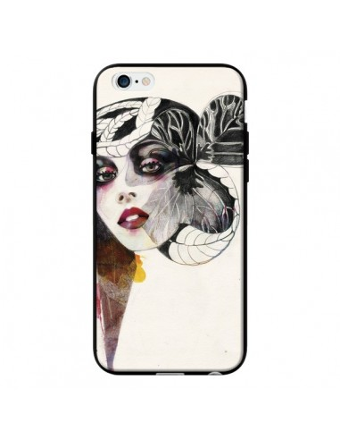 Coque Flower Girl pour iPhone 6 - Felicia Atanasiu
