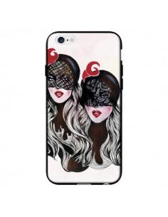 Coque Gemini Jumelles pour iPhone 6 - Felicia Atanasiu