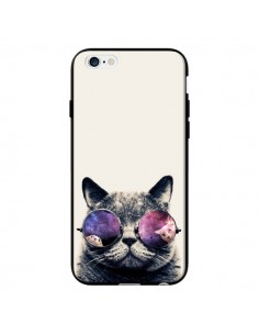 Coque Chat à lunettes pour iPhone 6 - Gusto NYC