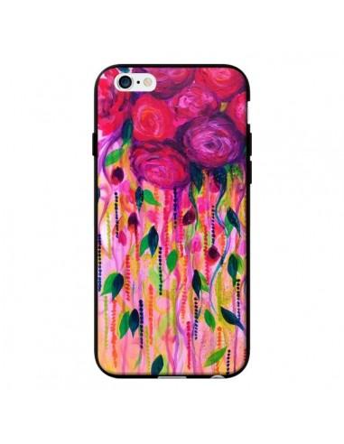 coque iphone 6 roses