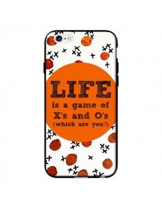Coque Life is a Game XoXo pour iPhone 6 - Ebi Emporium