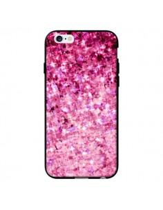Coque Romance Me Paillettes Roses pour iPhone 6 - Ebi Emporium
