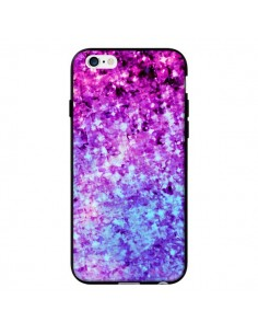 Coque Radiant Orchid Galaxy Paillettes pour iPhone 6 - Ebi Emporium