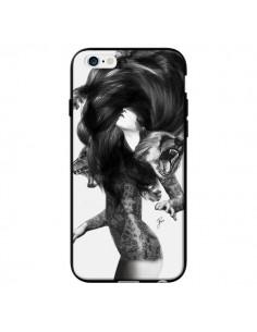 Coque Femme Ours pour iPhone 6 - Jenny Liz Rome