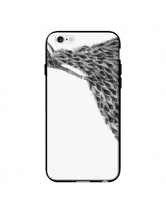 Coque Peacock Paon Robe Femme pour iPhone 6 - Jenny Liz Rome