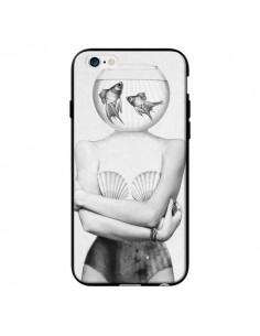 Coque Femme Poissons pour iPhone 6 - Jenny Liz Rome