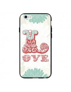 Coque Love Fleurs Flourish pour iPhone 6 - Javier Martinez