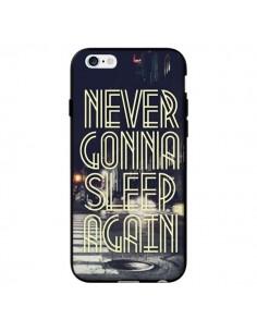 Coque Never Gonna Sleep New York City pour iPhone 6 - Javier Martinez