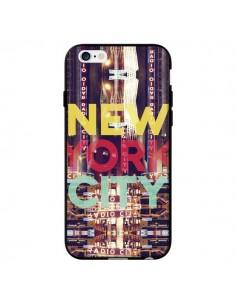 Coque New York City Buildings pour iPhone 6 - Javier Martinez