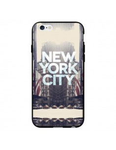 Coque New York City Vintage pour iPhone 6 - Javier Martinez