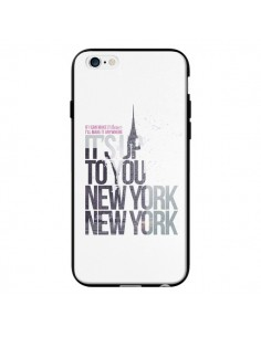 Coque Up To You New York City pour iPhone 6 - Javier Martinez