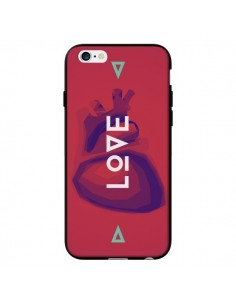 Coque Love Coeur Triangle Amour pour iPhone 6 - Javier Martinez