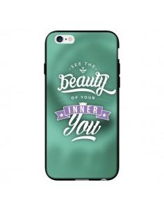 Coque Beauty Vert pour iPhone 6 - Javier Martinez