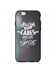 Coque Drink Gris pour iPhone 6 - Javier Martinez