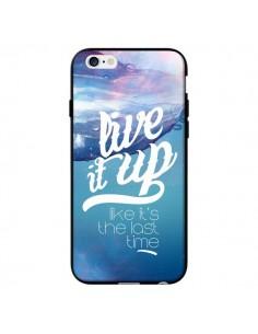 Coque Last Time Bleu pour iPhone 6 - Javier Martinez