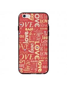 Coque Love World pour iPhone 6 - Javier Martinez
