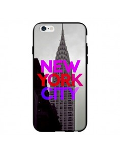 Coque New York City Rose Rouge pour iPhone 6 - Javier Martinez