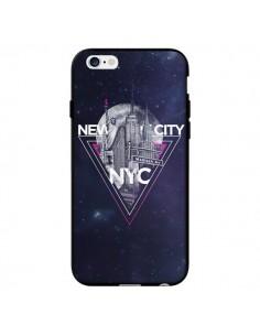Coque New York City Triangle Rose pour iPhone 6 - Javier Martinez