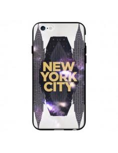 Coque New York City Orange pour iPhone 6 - Javier Martinez