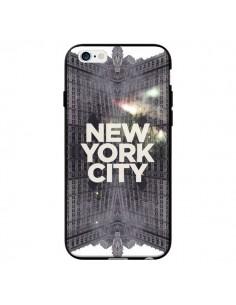 Coque New York City Gris pour iPhone 6 - Javier Martinez