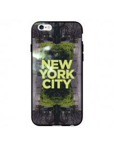 Coque New York City Vert pour iPhone 6 - Javier Martinez
