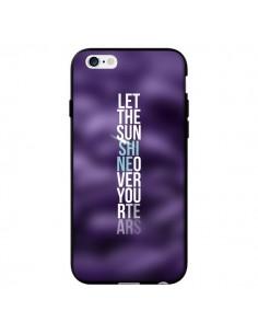 Coque Sunshine Violet pour iPhone 6 - Javier Martinez