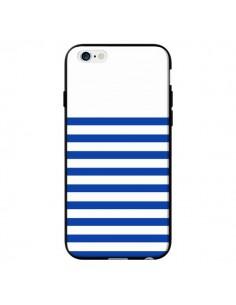 Coque Mariniere Bleu pour iPhone 6 - Jonathan Perez