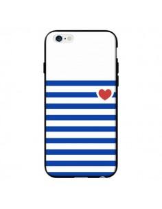 Coque Mariniere Coeur pour iPhone 6 - Jonathan Perez